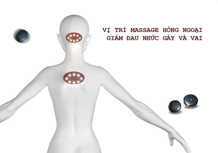đệm massage new magic cao cấp