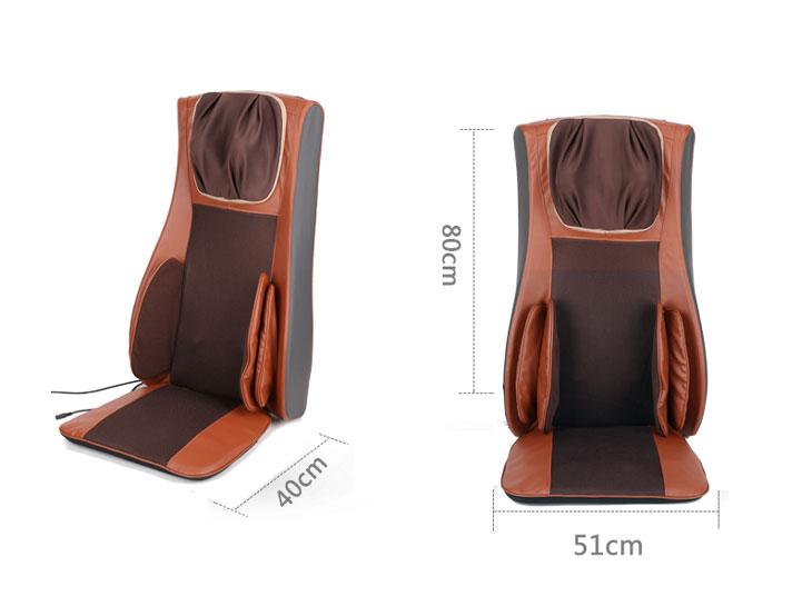 đệm massage toàn thân shika sk0518 kích thước
