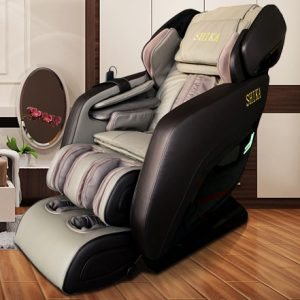 Ghế Massage Toàn Thân 3D Shika SK8918