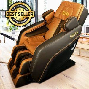 Ghế Massage Toàn Thân 3D Shika SK8924