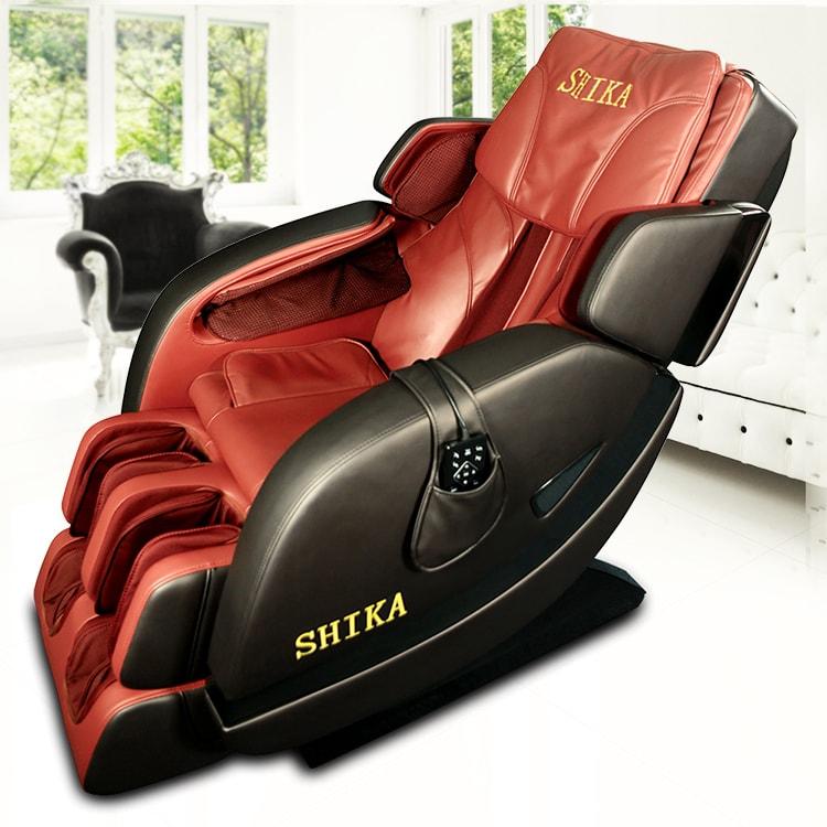 Ghế matxa toàn thân 3D Shika SK8928 - Siêu thị Hải Châu