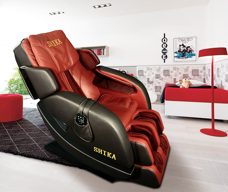 ghế matxa shika 3d
