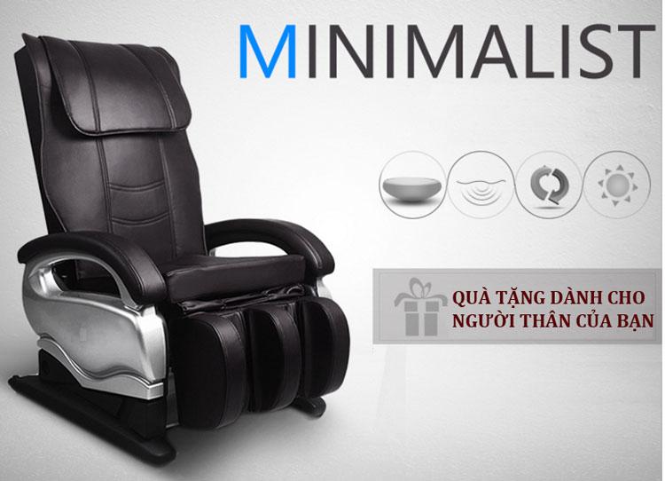 ghế matxa shika sk 8900 trưng bày