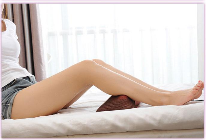 gối massage hồng ngoại new magic 818 massage chân
