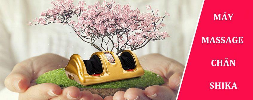 máy massage chân