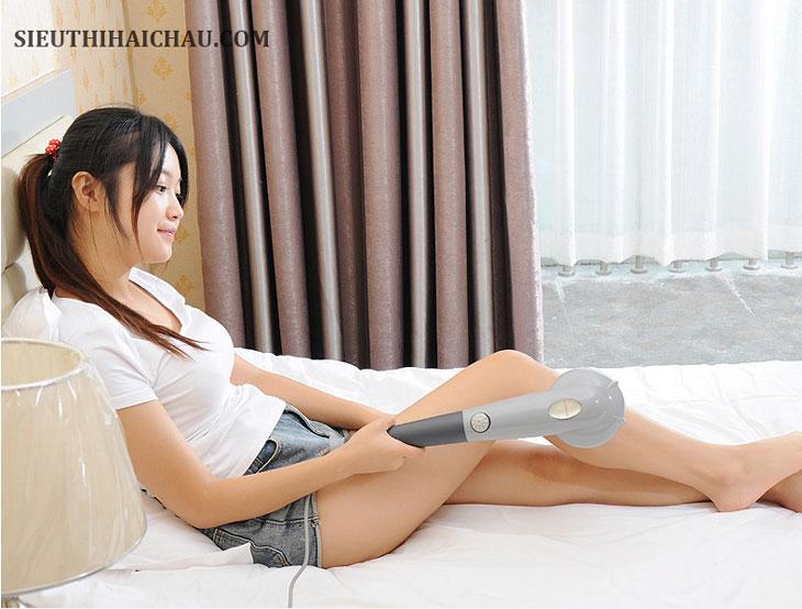 máy massage cầm tay 7 đầu cao cấp