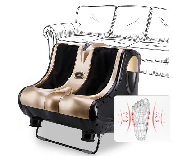 máy massage chân shika sk8911 cao cổ