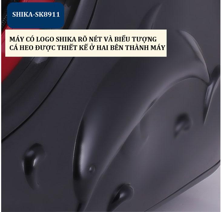 máy massage chân shika sk8911 logo