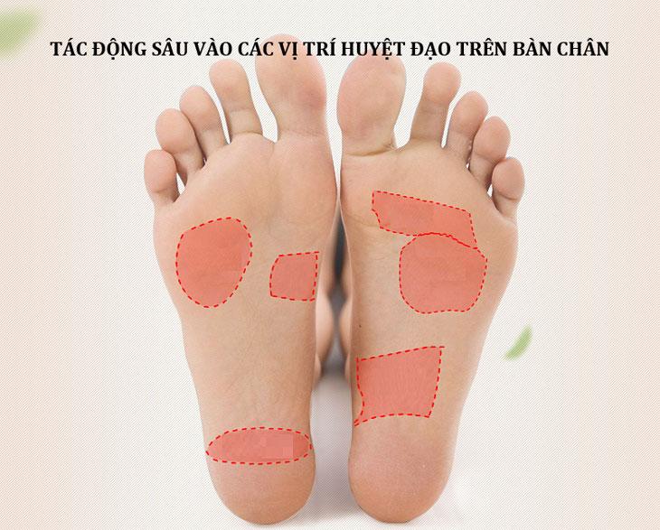 máy massage chân shika ks8911