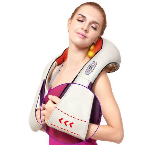 máy massage vai hồng ngoại