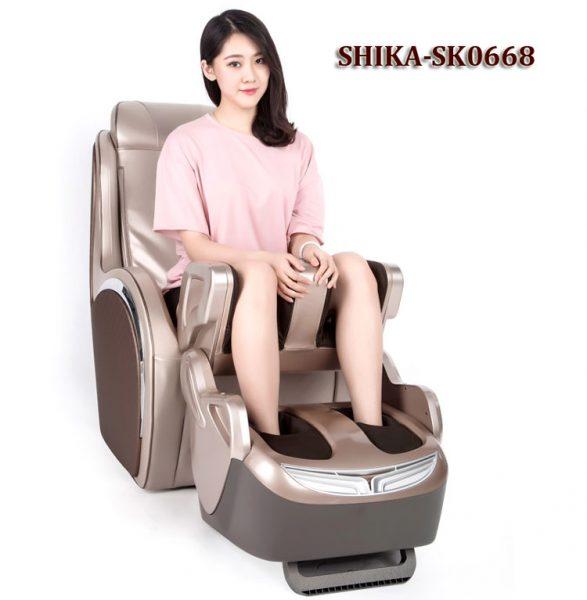 máy matxa chân hồng ngoại shika sk0668