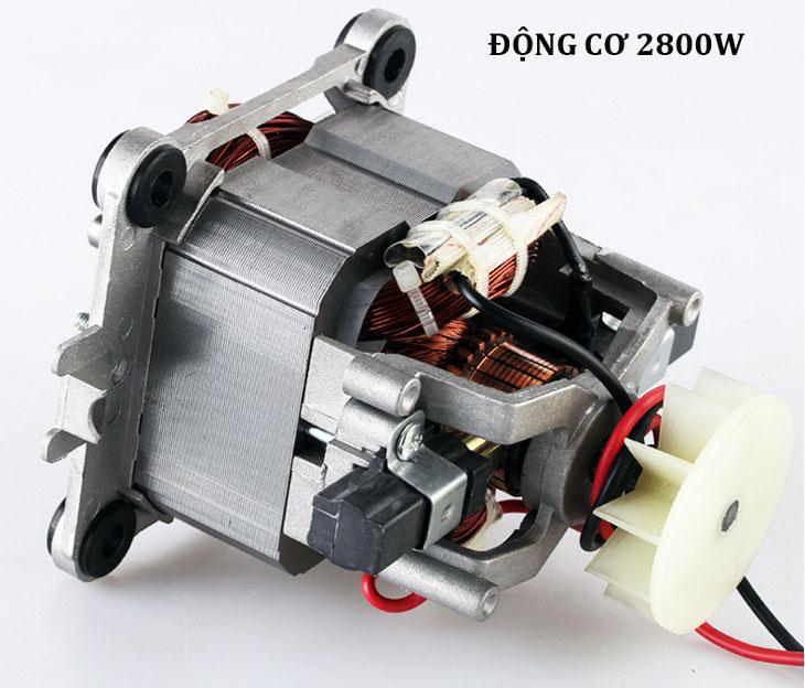 máy xay đậu nành đa năng shika 2800w moto