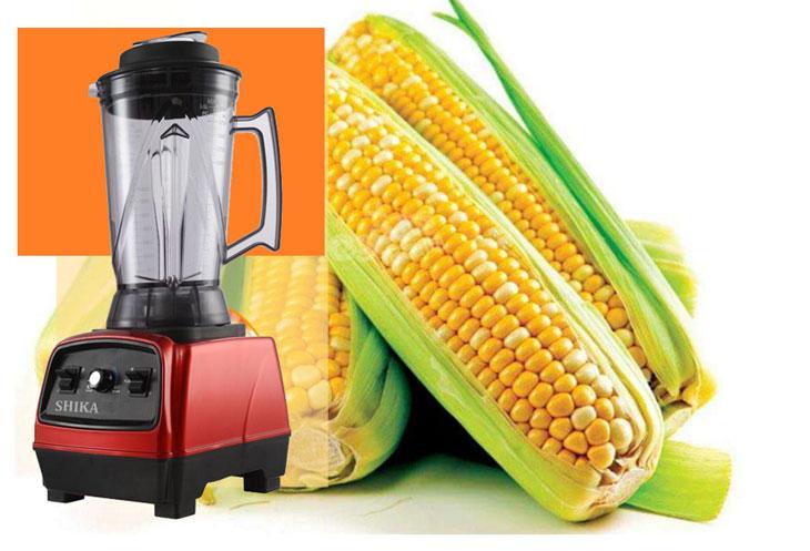 máy xay đậu nành đa năng shika 2800w xay sữa ngô