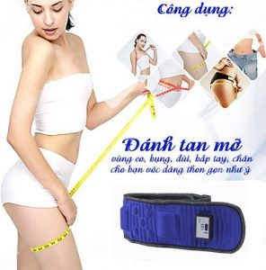 đai massage giảm béo x5