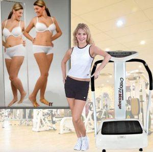 Giúp giảm cân, mang lại vóc dáng cân đối, săn chắc