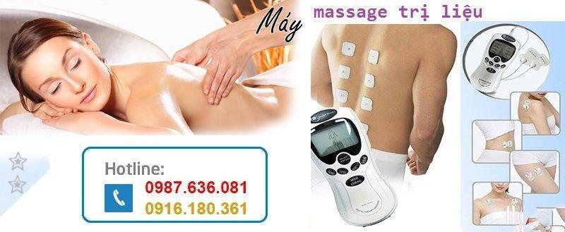 Máy massage trị liệu
