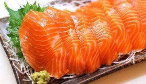 cá hồi giảm cân
