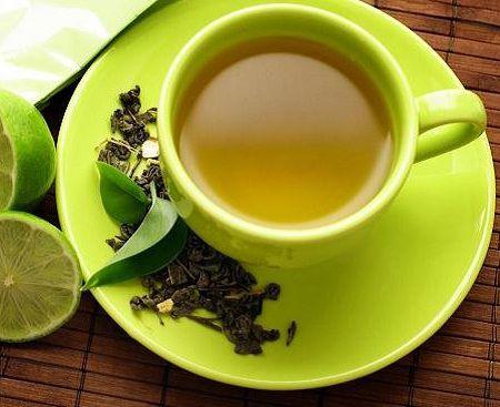 Giảm mỡ thừa bằng trà xanh
