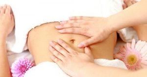 Cách massage bụng giảm béo