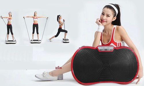 máy rung giảm béo shika a3 toàn thân