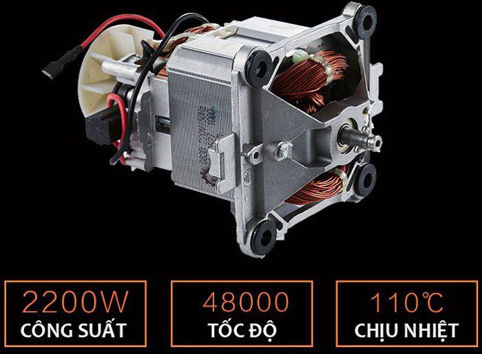 máy xay sinh tố đa năng sk003 công suất