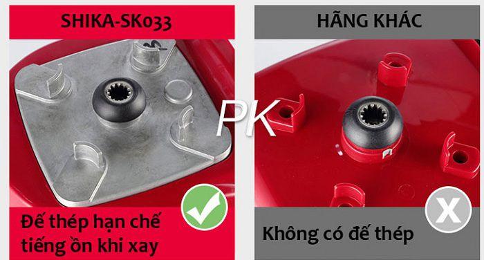 máy xay sinh tố đa năng sk003 thép cao cấp không gỉ