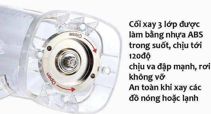 máy xay sinh tố shika SK003 cối xay