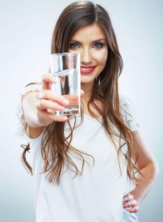 nước lọc uống giảm mỡ bụng