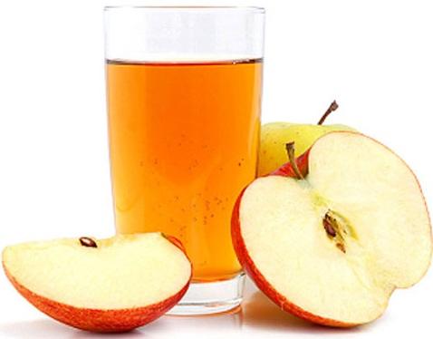 Nước giấm táo giảm cân