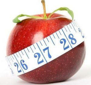 táo giảm cân