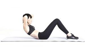 Bài tập thể dục eo thon bụng nhỏ 01