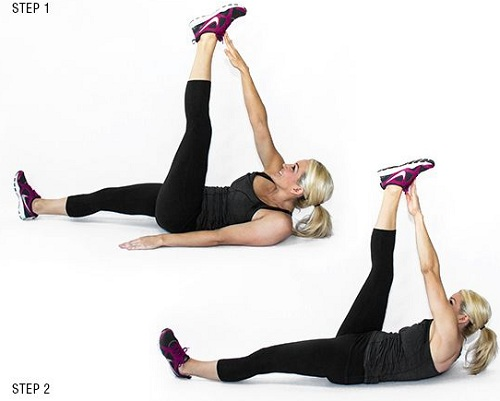 Bài tập thể dục eo thon bụng nhỏ cho nuwx