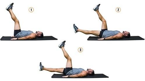 bài tập thể dục eo thon bụng nhỏ này