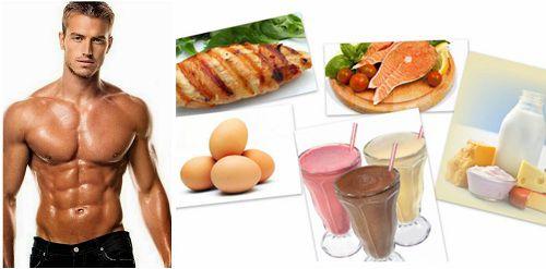 dinh dưỡng tập gym
