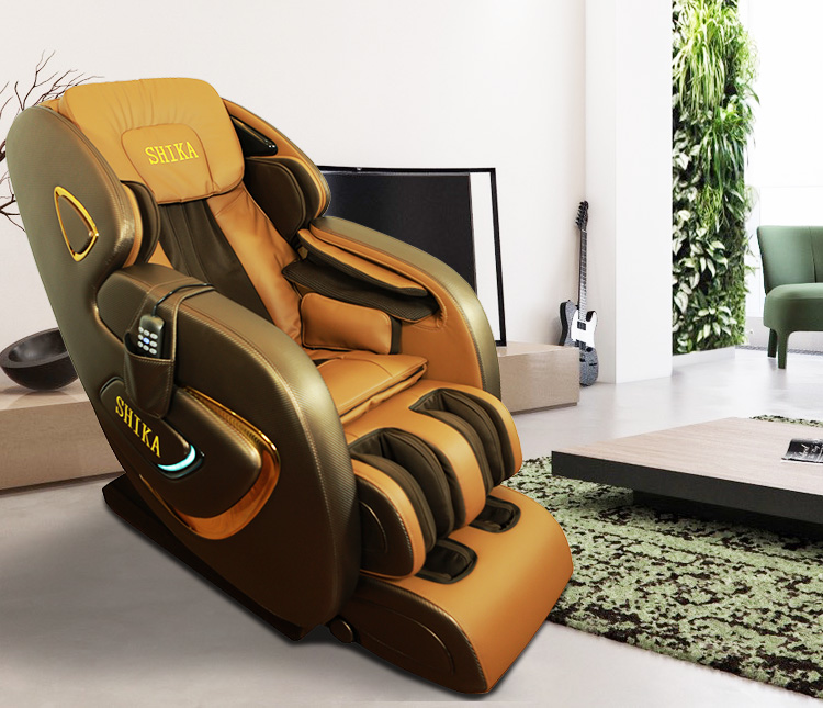 ghế massage 4d shika
