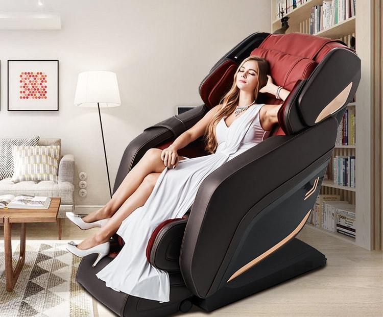 Ghế massage xoa bóp ấn miết giảm đau nhức cho cơ thể