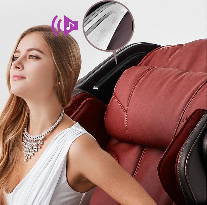 ghế massage toàn thân shika sk8918