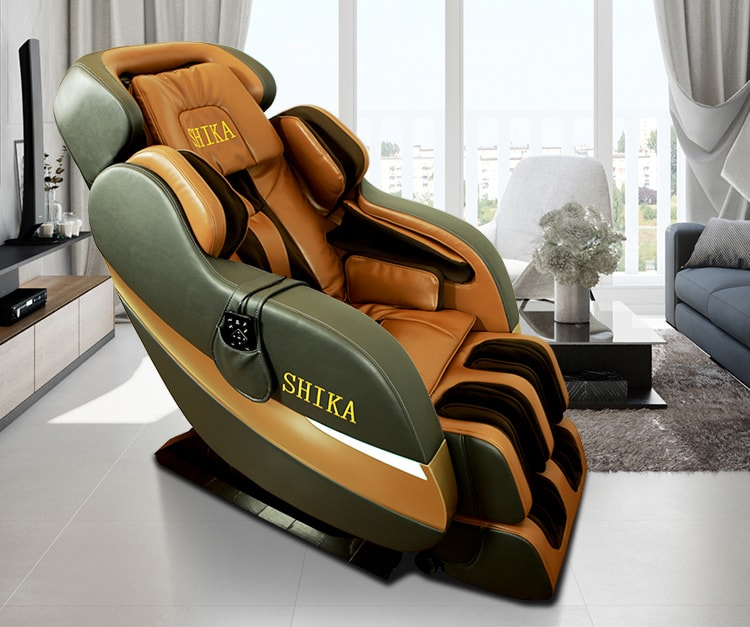 ghế matxa 3d shika