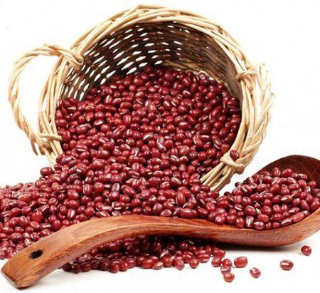 hạt đậu đỏ có tác dụng gì