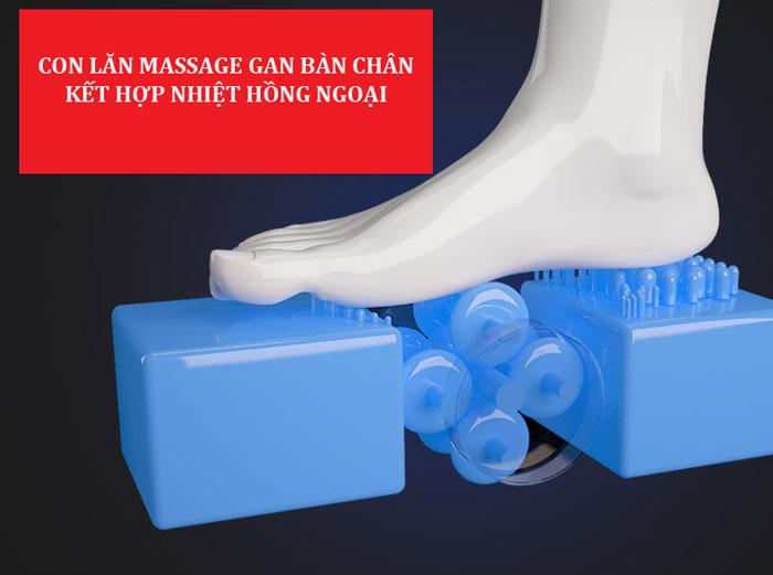 máy massage bàn chân shika sk8911