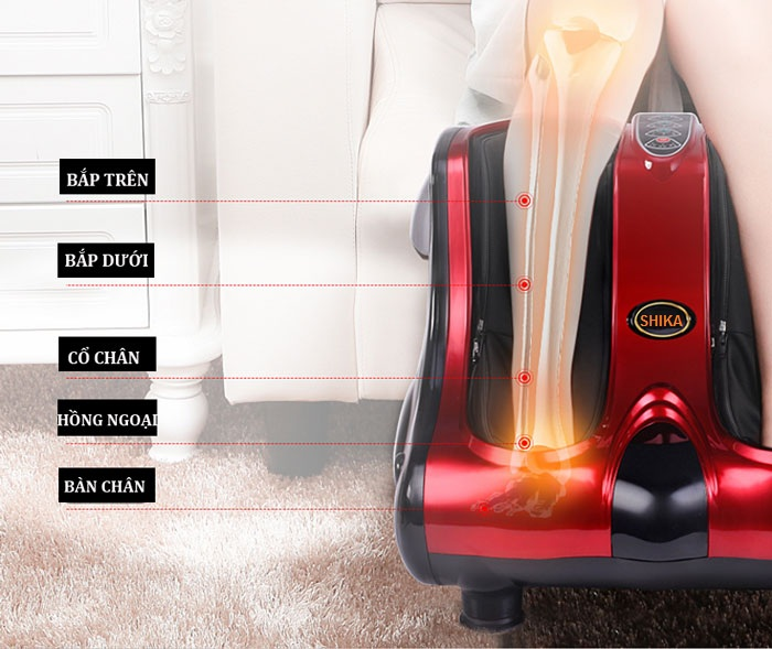 máy matxa chân sk8911