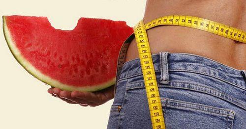 Ăn dưa hấu có béo không