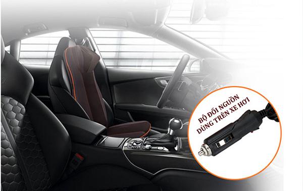 đệm ghế massage ô tô dùng cho lái xe hơi