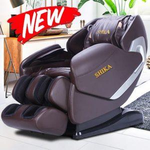 Ghế Massage Toàn Thân Cao Cấp Shika SK-1168