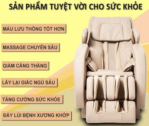 Ghế massage Shika có tốt không?