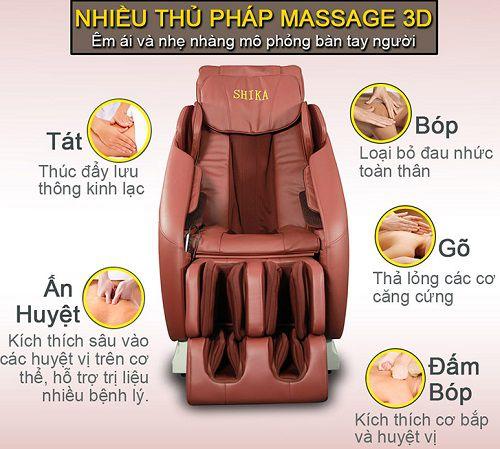 Ghế massage tại Hải Phòng