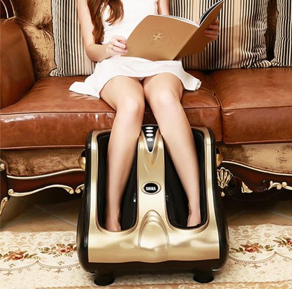 Mua máy massage chân loại nào giảm đau nhức tốt?