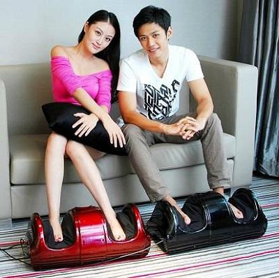 Máy massage chân nội địa Nhật Bản mua ở đâu?