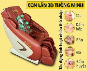 Con lăn ghế massage là gì