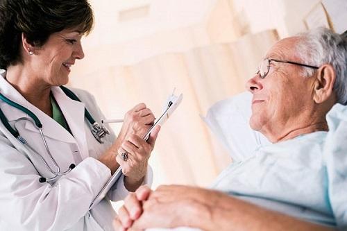 Tăng huyết áp ở người già và giải pháp